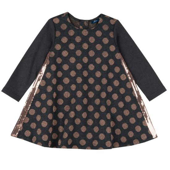 Платье Chicco Wendy, арт. 090.37458.096, цвет Серый