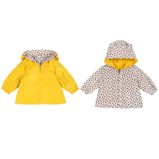 Куртка двухсторонняя Chicco Chick, арт. 090.87572.064, цвет Желтый