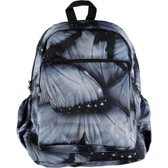 Рюкзак Molo Big Backpack Velvet Wings, арт. 7W18V203.4170, цвет Серый