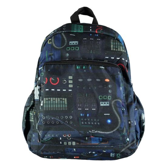 Рюкзак Molo Big Backpack Mixer, арт. 7W18V203.4749, цвет Синий