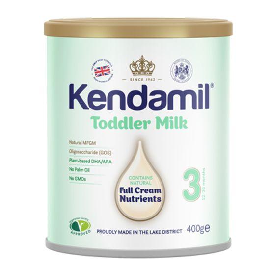 Сухая молочная смесь Kendamil Classic 3, 12-36 мес., 400 г, арт. 77000117