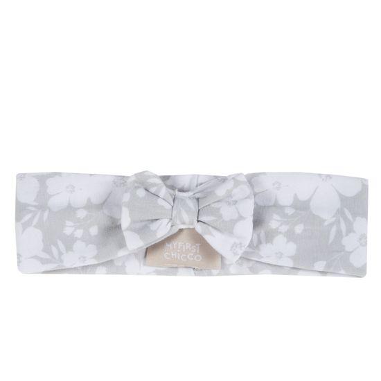 Повязка на голову Chicco Lilies, арт. 090.04819.033, цвет Серый