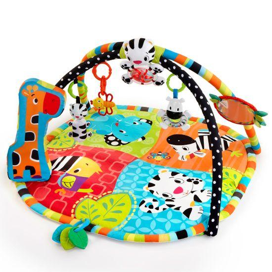 """Развивающий коврик Bright Starts """"Spots & Stripes Safari"""", арт. 9167"""