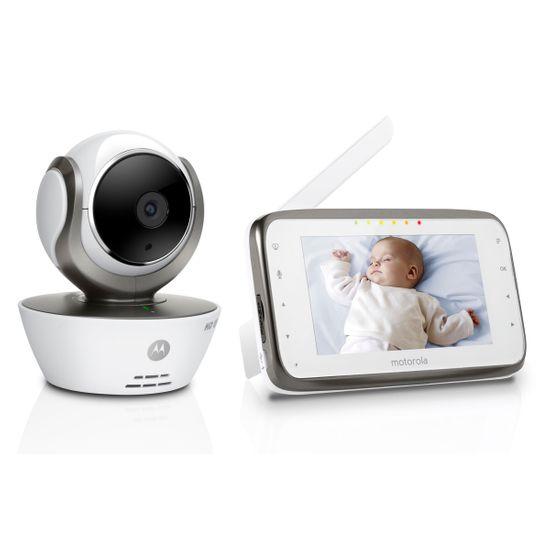 Цифровая видеоняня Motorola HD Wi-Fi (MBP 854), арт. MBP854