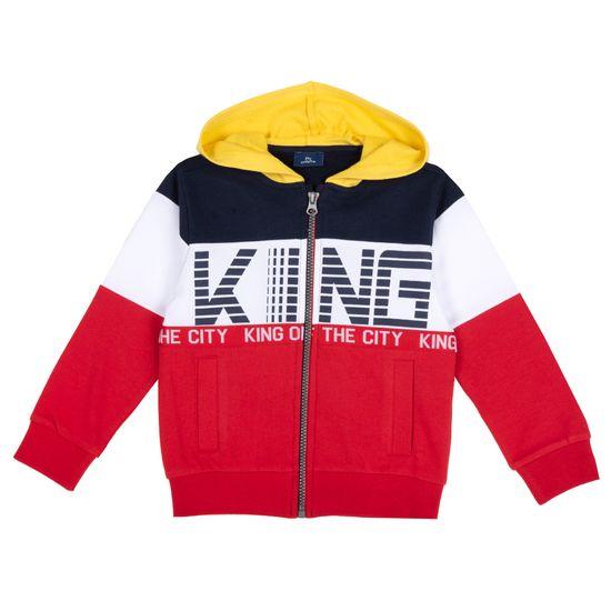 Кардиган Chicco King of the city, арт. 090.09671.075, цвет Красный