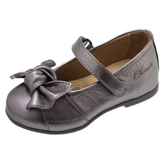 Туфли Chicco CAREN, арт. 010.60576.080, цвет Серый