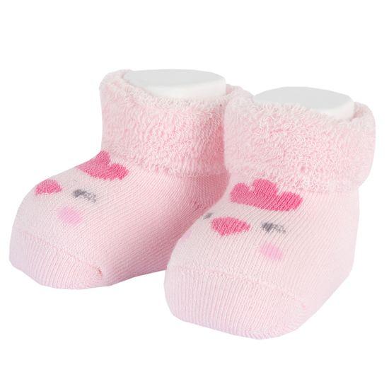 Носки Chicco Moonlight, арт. 090.01525.011, цвет Розовый