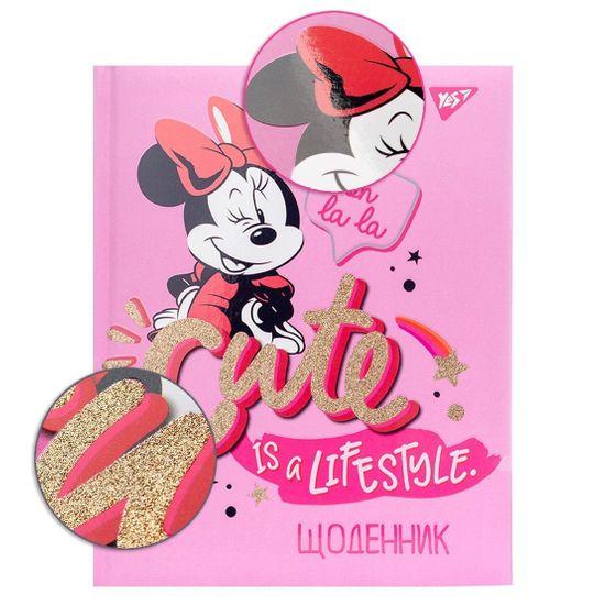 """Дневник школьный YES """"Minnie Mouse"""", арт. 911201"""