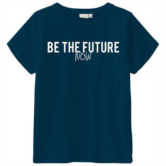 Футболка Name it Future, арт. 211.13185516.GSEA, цвет Синий