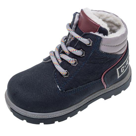 Ботинки Chicco Corral, арт. 010.64485.810, цвет Синий