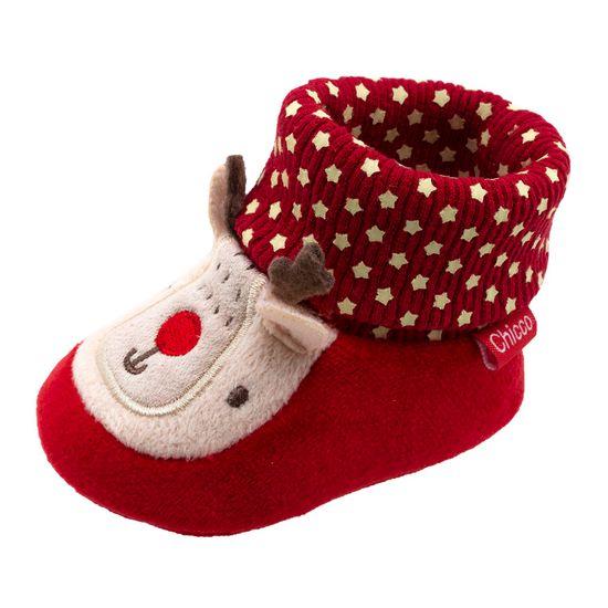 Пинетки Chicco Orbix Red, арт. 013.56110.710, цвет Красный
