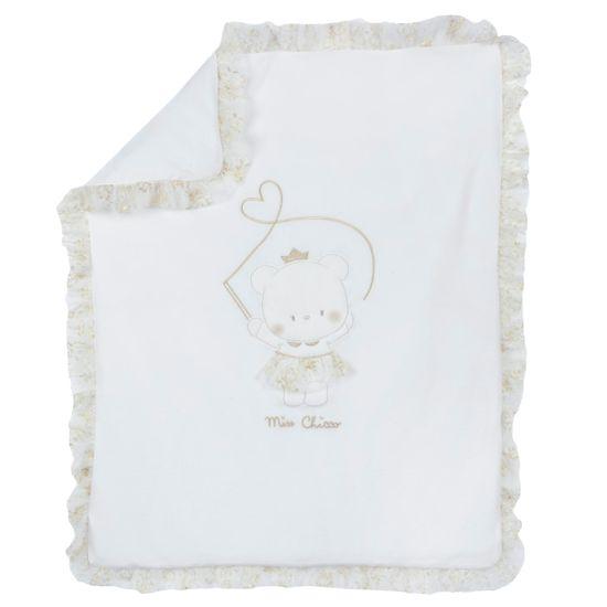 Одеяло Chicco Scarlet, арт. 090.05191.030, цвет Белый