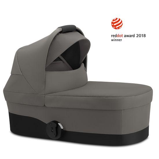 Люлька для коляски Cybex Balios S, арт. 5200015, цвет Серый
