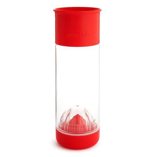 "Бутылка Munchkin ""Miracle 360"" с инфузером, 590 мл, арт. 05175, цвет Красный"