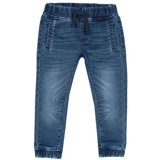 Брюки джинсовые Chicco Gaspar, арт. 090.08468.088, цвет Синий