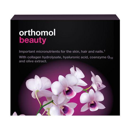 """Витамины для женщин Orthomol """"Beauty"""", 30 дней, питьевая бутылочка, арт. 4260022695301"""