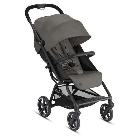 Прогулочная коляска Cybex Eezy S Plus 2, арт. 5200017, цвет Серый