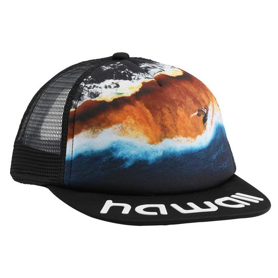 Кепка Molo Shadow Colour Block Waves, арт. 7S21Y309.7347, цвет Черный