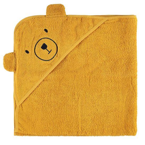 Полотенце Name it Tiger, арт. 211.13187030.SUNF, цвет Оранжевый