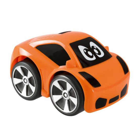 "Машинка инерционная Chicco ""Oliver, Mini Turbo Touch"", арт. 09364.00, цвет Оранжевый"