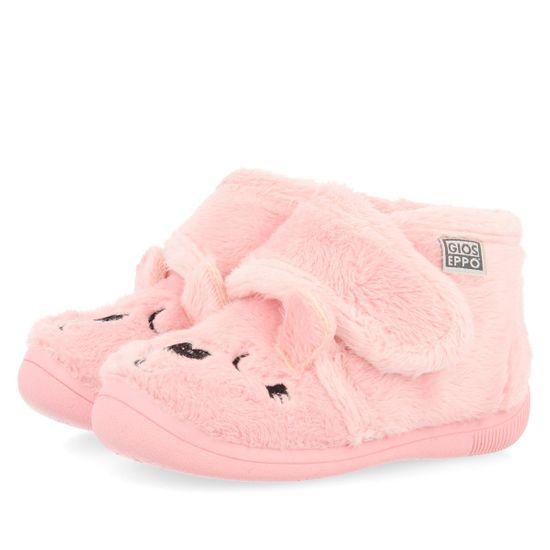 Тапочки Gioseppo Asbest, арт. 213.60176.Pink, цвет Розовый