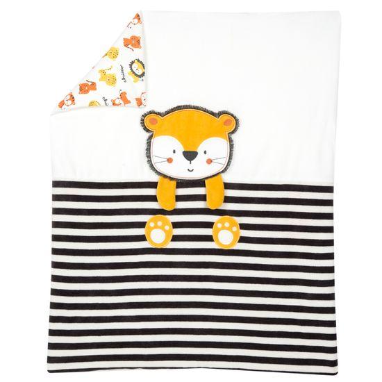 Плед Chicco Cute lion, арт. 090.05197.030, цвет Оранжевый