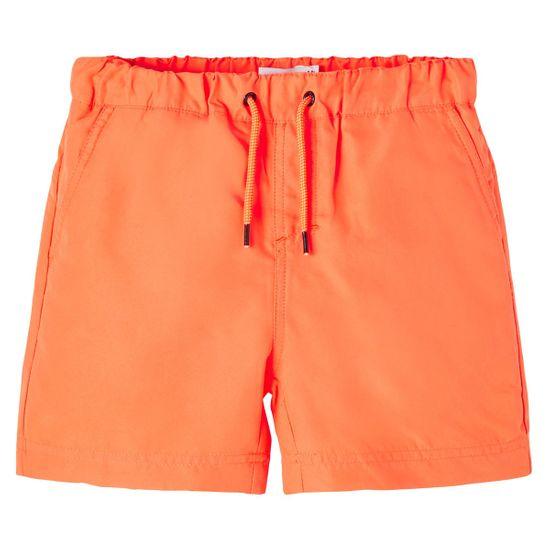 Шорты пляжные Name it Poseidon orange, арт. 211.13188216.MELO, цвет Оранжевый