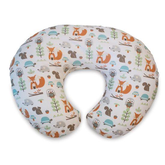 Подушка для кормления Chicco Boppy, арт. 79902, цвет Оранжевый