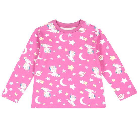 Реглан пижамный Chicco Denise, арт. 090.31338.016, цвет Розовый