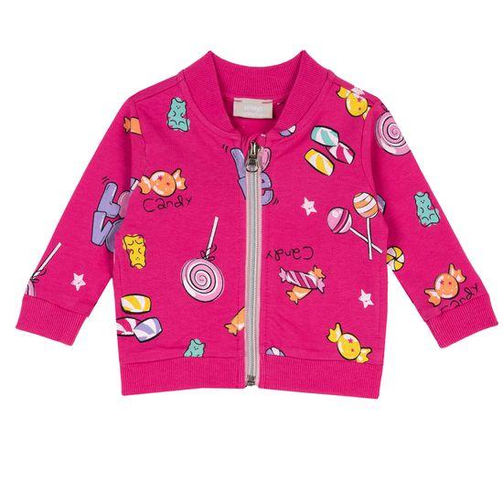 Кардиган Chicco Sweet lollipop, арт. 090.09584.018, цвет Малиновый