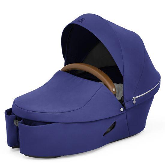 Люлька-переноска Stokke к коляске Xplory X, арт. 5721, цвет Royal Blue