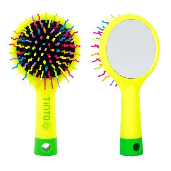 Расческа для волос Tinto, арт. BH669, цвет Желтый (фото6)