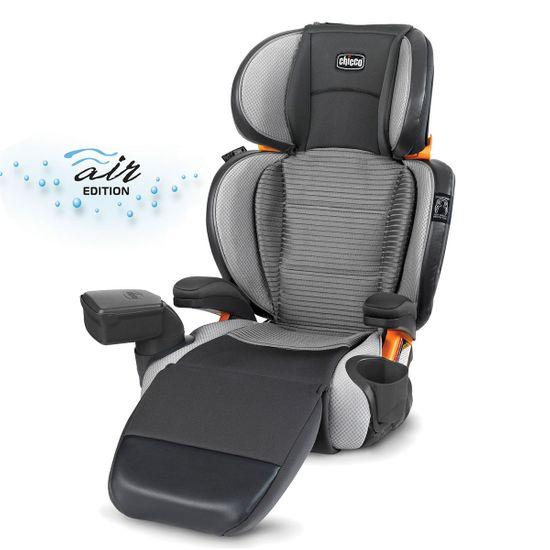 Автокресло Chicco KidFit Zip Air, группа 2/3, арт. 79486, цвет Серый