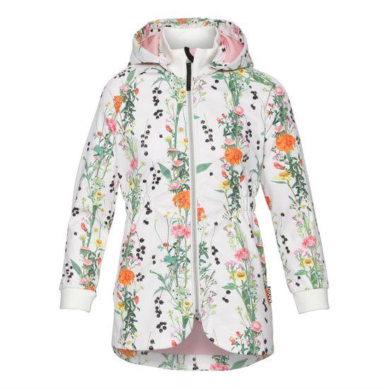 Куртка Softshell Molo Hillary Vertical Spring, арт. 5S21L101.6312, цвет Белый