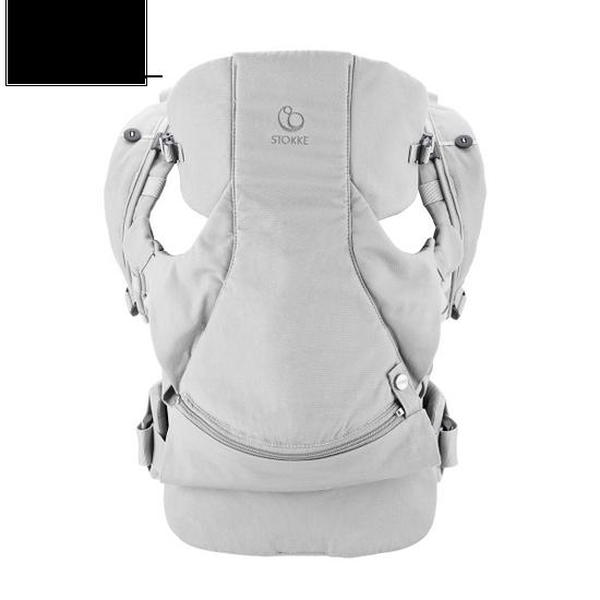 Рюкзак-переноска Stokke MyCarrier™ Front and Back, арт. 4316, цвет Серый