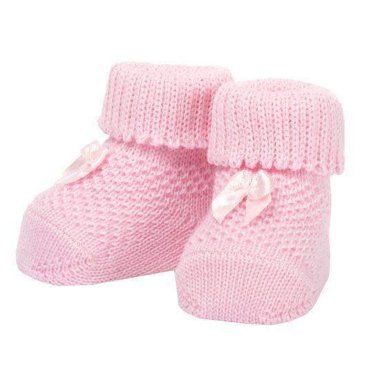 Носки-пинетки Chicco Halla, арт. 090.01416.011, цвет Розовый
