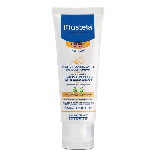 """Питательный крем Mustela """"Cold Cream"""" для лица, 40 мл, арт. 8703224"""