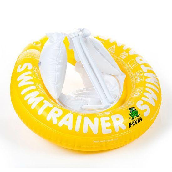 Круг для обучения детей плаванию SWIMTRAINER,  4 - 8 лет, арт. 10330, цвет Желтый
