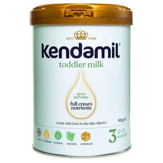 Сухая молочная смесь Kendamil Classic 3, 12-36 мес., 900 г, арт. 70318100