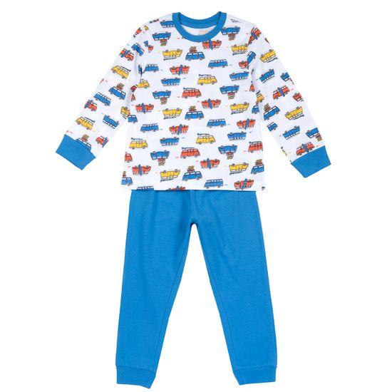 Пижама Chicco Travel, арт. 090.31305.085, цвет Голубой