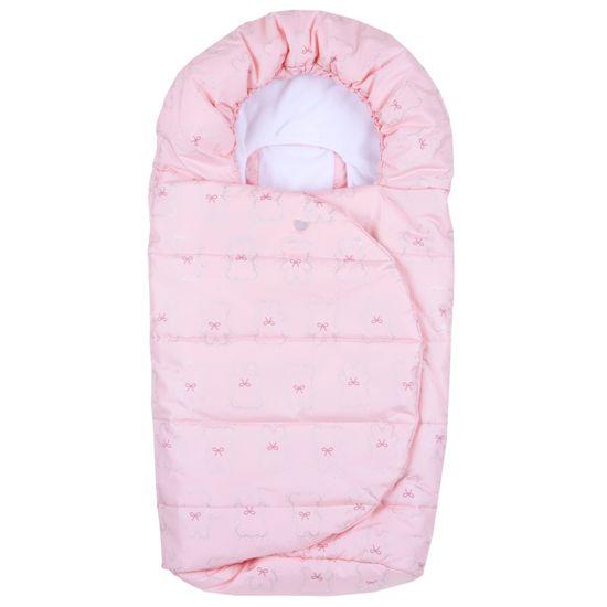 Термоконверт Chicco Embrace Pink, арт. 090.27073.010, цвет Розовый