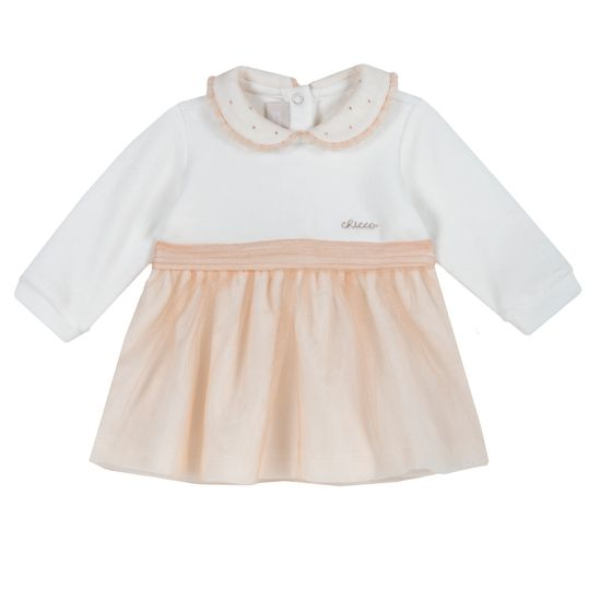 Платье Chicco Cute fairy, арт. 090.03735.030, цвет Бежевый