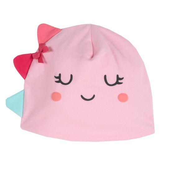Шапка Chicco Little dinosaur, арт. 090.04864.015, цвет Розовый
