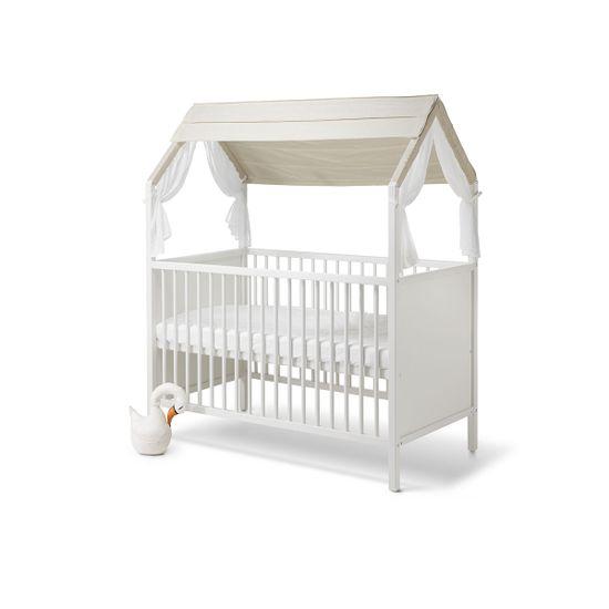 Крыша текстильная для кроватки Stokke Home™, арт. 4090, цвет Natural