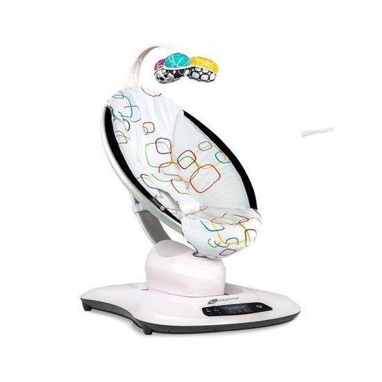 Кресло-качалка 4moms mamaRoo, арт. 817980016, цвет Белый