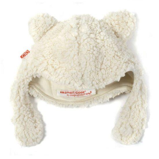 Шапка Magnetic Me Polar bear, арт. 5032U, цвет Белый