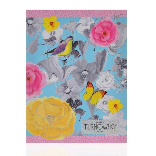 "Блокнот YES ""Turnowsky. Art birds"", линейка, А5, 64 л., арт. 151391"