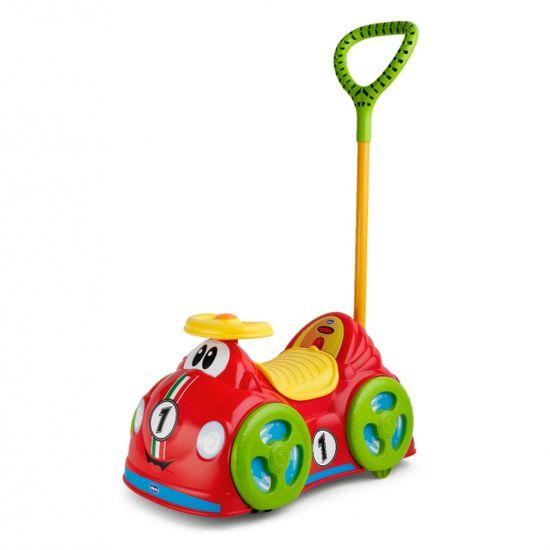 """Игрушка для катания Chicco """"360 Ride-On"""", арт. 07347, цвет Красный"""