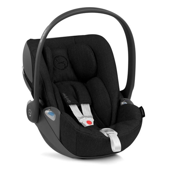 Автокресло Cybex Cloud Z i-Size, арт. 5200000, цвет Антрацит
