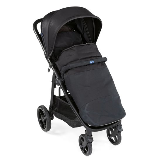 Прогулочная коляска Chicco Multiride, арт. 79628, цвет Черный